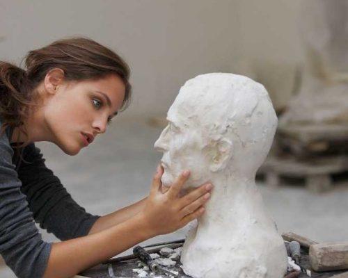 mujer-escultura